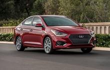 Phân khúc sedan hạng B thay máu, lần này là Hyundai Accent 2021