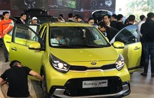 Kia Morning 2021 ra mắt ở Việt Nam, giá ngang VinFast Fadil