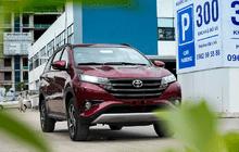 Toyota Rush tiếp tục nhận ưu đãi đến hết năm, cơ hội mua xe giá hời