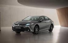 Toyota Camry 2021 nâng cấp mới vén màn tại trời tây