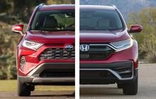 Toyota và Honda thống trị doanh số ô tô tại Mỹ