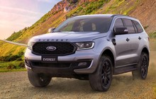 Ford Everest Sport ra mắt Việt Nam, chỉ còn 3 bản