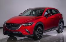 Thông số kỹ thuật Mazda CX-3 2021 mới ra mắt tại Việt Nam
