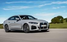BMW 4-Series Gran Coupe 2022 đẹp mắt và đa dụng hơn được vén màn