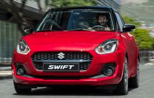 Suzuki Swift 2021 chính thức ra mắt, giá không đổi