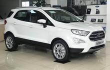 Ford EcoSport nhận ưu đãi 'khủng' tại đại lý