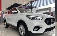 Đại lý đua nhau giảm giá sâu cho MG ZS nhập Thái dù mới ra mắt