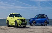 BMW X3 và X4 M Competition 2022 mới có gì hay