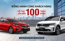 Hỗ trợ mua xe mùa dịch, Kia Việt Nam ưu đãi lên đến 100 triệu đồng