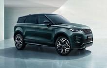 Vẫn còn thấy chật, Land Rover Range Rover Evoque ra luôn bản kéo dài chiều khách