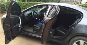 Chính chủ bán xe Renault Fluence 2012, màu xám, nhập khẩu giá 600 triệu tại Hà Nội