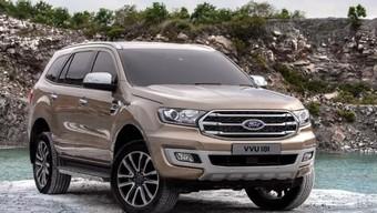 Đánh giá xe Ford Everest 2021: Thế hệ mới có gì hot?