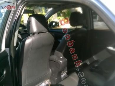 Xe Toyota Vios đời 2011, màu bạc, giá chỉ 370 triệu