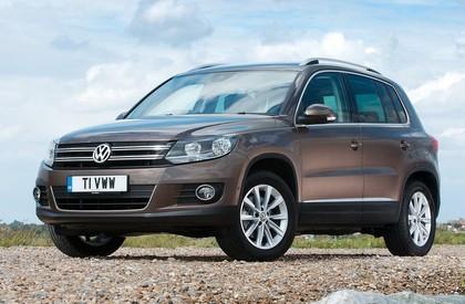 Cần bán xe Volkswagen Tiguan E đời 2016, màu nâu, nhập khẩu chính hãng