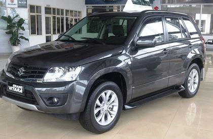 Cần bán Suzuki Grand vitara năm 2015, màu đen, nhập khẩu, 869tr