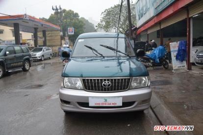 Cần bán lại xe Toyota Zace đời 2004, số sàn, giá chỉ 275 triệu