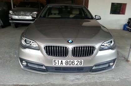 Xe BMW 1  2014