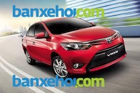 Bán ô tô Toyota Vios E đời 2015, màu đỏ, giá 561tr