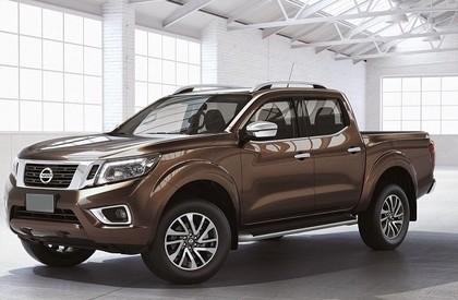 Xe Nissan Navara giá rẻ hơn 20 triệu giao ngay
