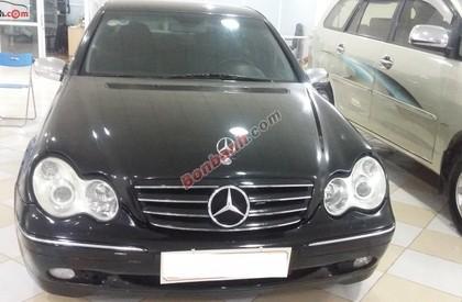 Xe Mercedes-Benz C class C200 Eleganle 2003