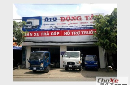 Xe Thaco HYUNDAI KHUYẾN MẠI LỚN CUỐI NĂM KHI MUA  HD65