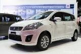 Cần bán Suzuki Ertiga 2015, màu trắng, nhập khẩu nguyên chiếc