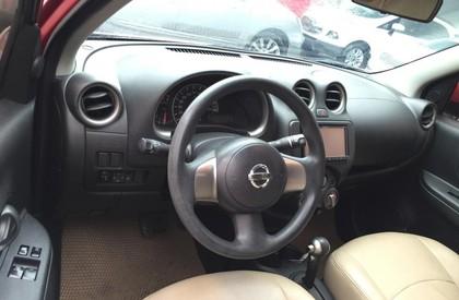 Cần bán lại xe Nissan Micra đời 2012, màu đỏ, nhập khẩu chính hãng