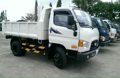 Bán xe ben Hyundai 5 tấn - Gía xe ben Hyundai HD99 chính hãng Hàn Quốc