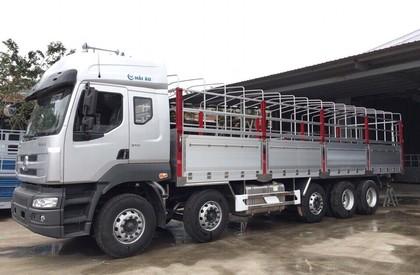 Tải thùng Chenglong 5 Chân. Bán xe tải Chenglong 22T5/22T45/ 22.5 tấn