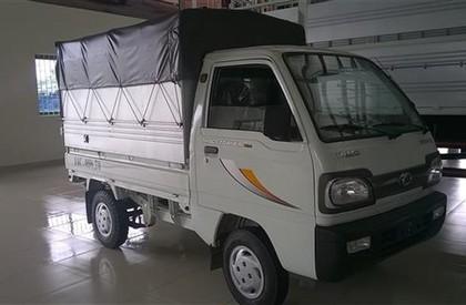 Bán ô tô Thaco Towner 800 thùng bạt đời 2018, kim phun điện tử