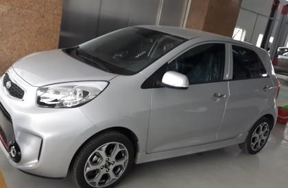 Kia Morning sản xuất 2017, màu trắng, 304t. Chỉ 110t có xe. Lh 0947371548