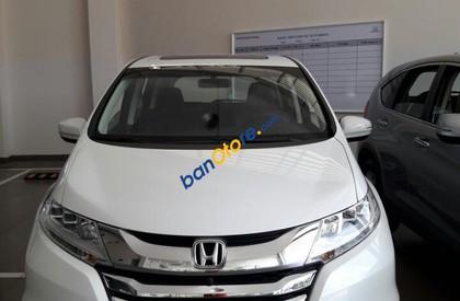 Bán xe Honda Odyssey sản xuất 2017, màu trắng, nhập khẩu