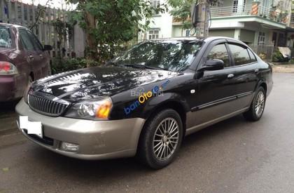 Bán ô tô Daewoo Magnus năm sản xuất 2005, màu đen như mới, 230tr