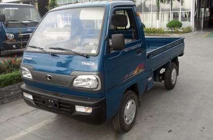 Xe tải nhẹ Thaco Towner 800 bền bỉ, tính kinh tế cao