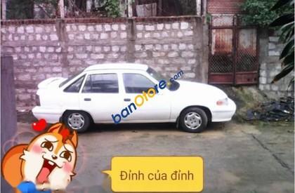 Cần bán xe Daewoo Racer năm 1996, màu trắng