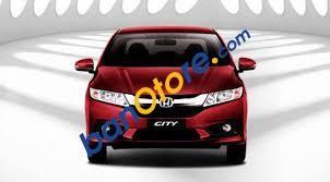 Bán ô tô Honda City CVT năm sản xuất 2017, giá 583tr