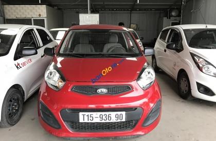 Bán xe Kia Morning Van năm 2013, màu đỏ, xe nhập số tự động, giá chỉ 270 triệu