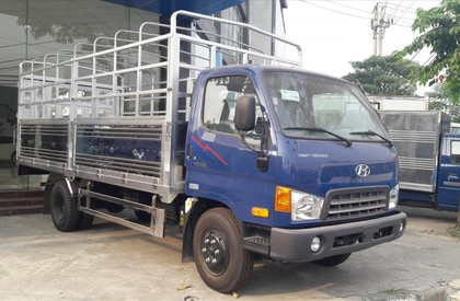 Xe tải Hyundai 7 tấn nhãn hiệu Đồng Vàng hỗ trợ trả góp
