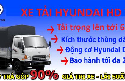 Xe tải HD nhập khẩu giá rẻ