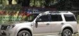 Bán ô tô Ford Everest Limited đời 2009, màu bạc