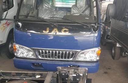 Bán gấp xe tải JAC 2t4 đời 2017, trả trước 5%