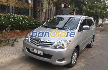 Cần bán xe Toyota Innova G 2.0 MT đời 2010