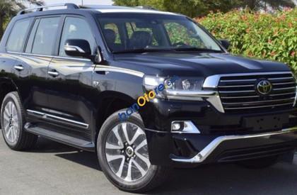 Bán Toyota Land Cruiser đời 2018, màu đen, nhập khẩu