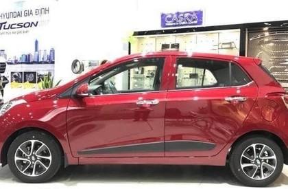 Hyundai Grand i10 Thanh Hóa 2019 chỉ 120tr, trả góp vay 80%, LH: 0947.371.548