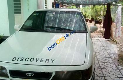 Cần bán xe Daewoo Espero năm 2000, màu trắng, xe nhập