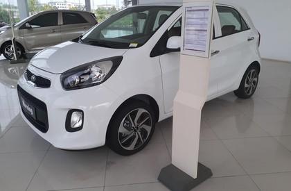 Bán ô tô Kia Morning MT đời 2020, màu trắng