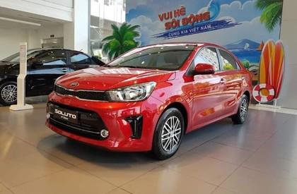 Bán Kia Soluto 2019 đủ màu, có xe ngay, chỉ cần 130 triệu là có xe, liên hệ: 0917096288