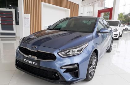 Bán Kia Cerato 2020, đủ màu, có xe ngay, trả góp 90%, liên hệ: 0917096288