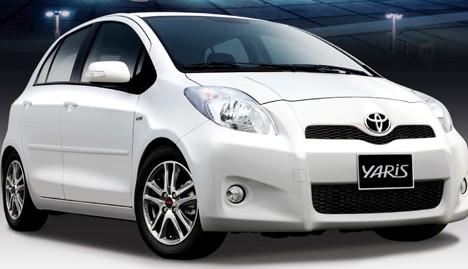 Xe hơi Toyota Yaris 2017 động cơ xăng 1.5L có điểm gì mới?