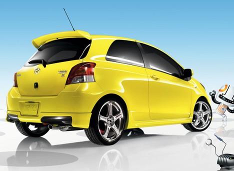 Mua xe Toyota Yaris cần chú ý những gì?